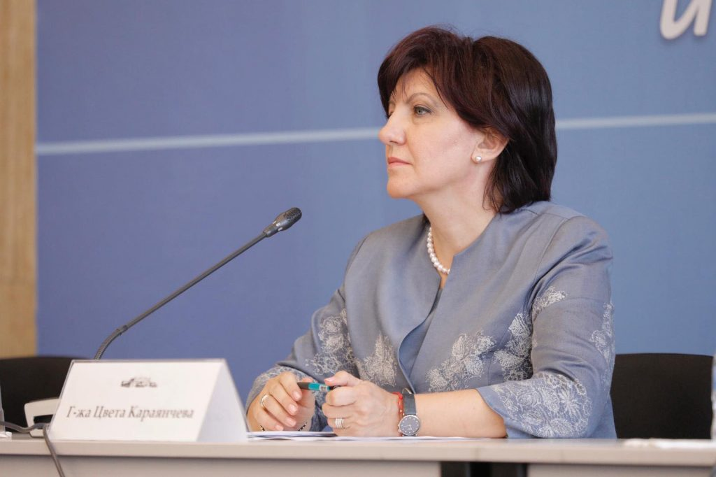 Караянчева: Работа ще си намеря, гладна няма да остана