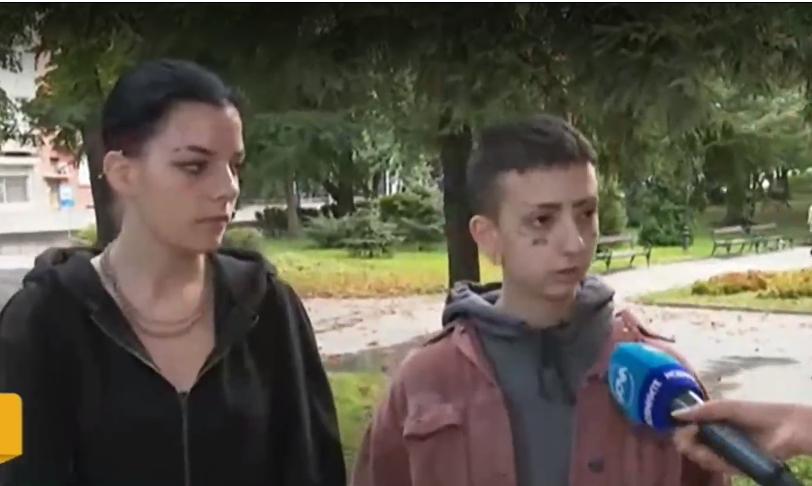 Вижте разказа на потърпевши от масовия побой между ученици в Пловдив заради  хомофобия (видео)