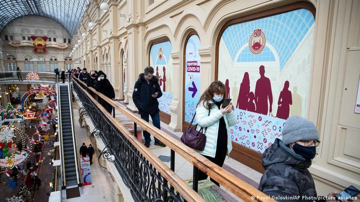 Локдаун в Москва, след като броят на жертвите на Covid-19 за денонощие надхвърли 1000