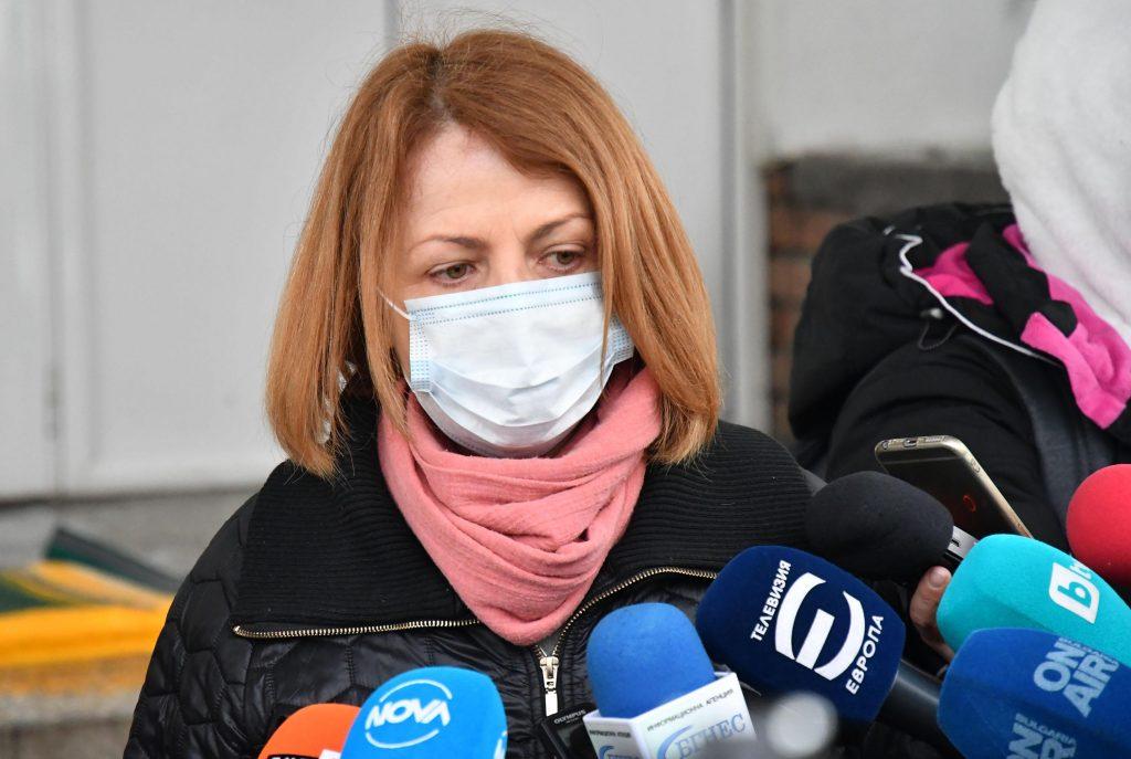 Фандъкова оневини Ивайло Иванов за насилието на протестите и повиши ранга на Столичния инспекторат