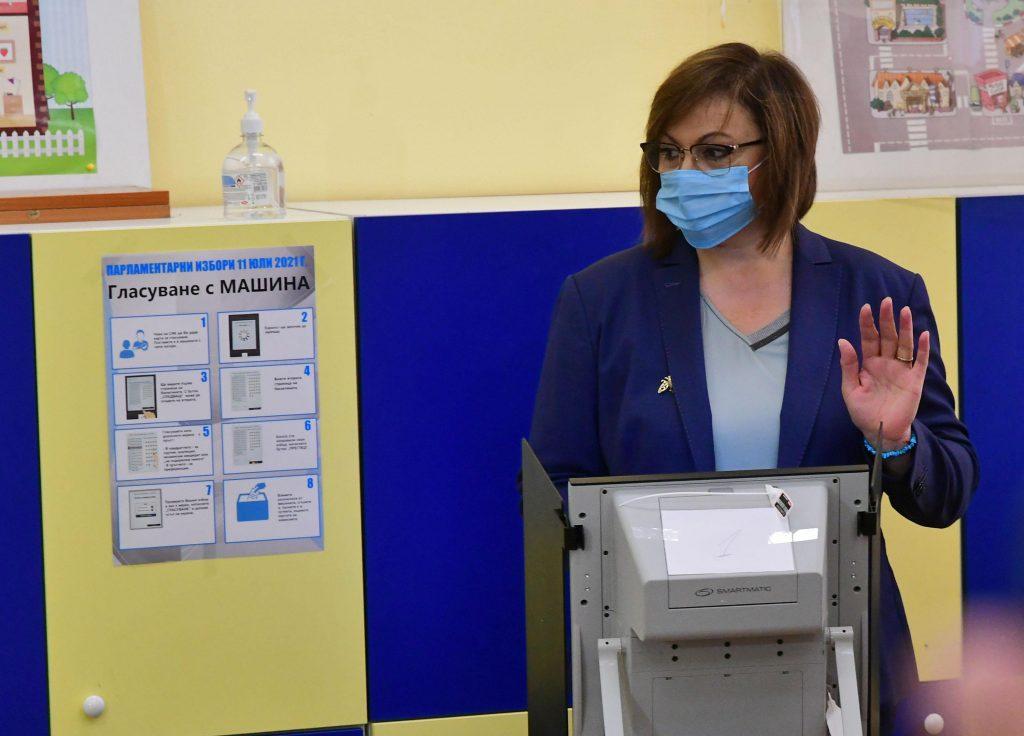 Корнелия Нинова коментира резултатите: Длъжни сме да излъчим правителство