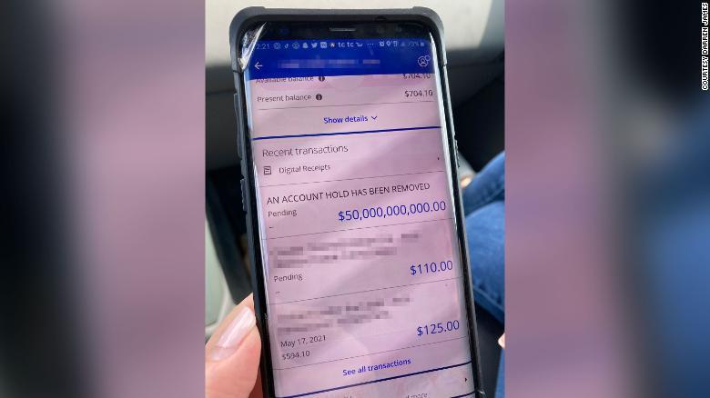 Банка внесе погрешка 50 милиарда долара в сметка на семейство от Луизиана
