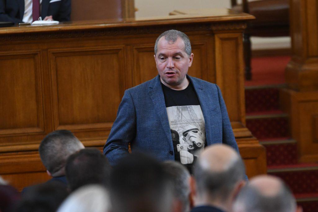 Тошко Йорданов: Татяна Дончева предлагаше половин милион, за да отцепи депутати от ИТН