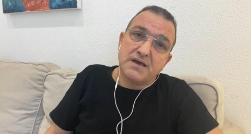 """Зуека от Испания: """"Животът ми мина в преход!"""" (видео)"""