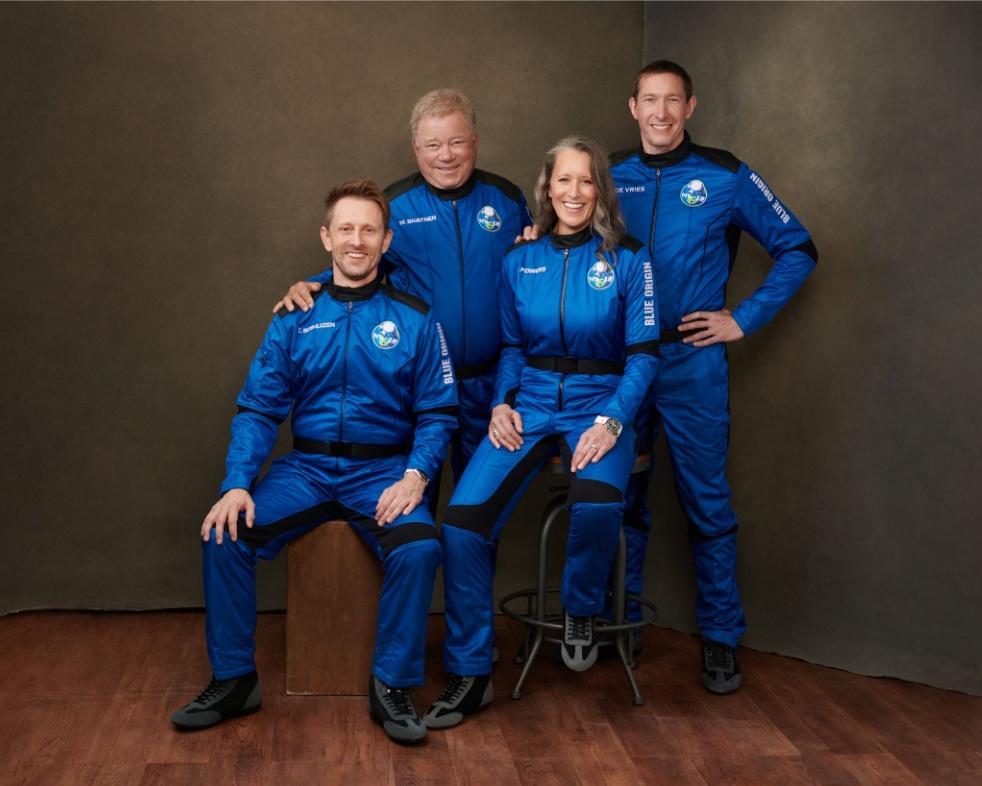 Легендарният актьор от Star Treck Уилям Шатнър наистина ще полети в космоса на 90 години